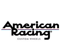 American Racing Center Caps & Inserts