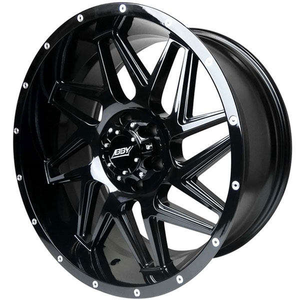 BBY Offroad 04 Rocket Gloss Black