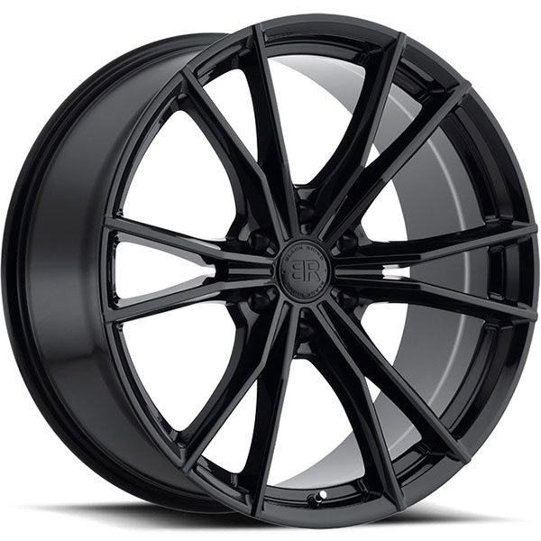 Black Rhino Zion 6 Gloss Black