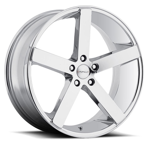 Cavallo CLV-5 Chrome