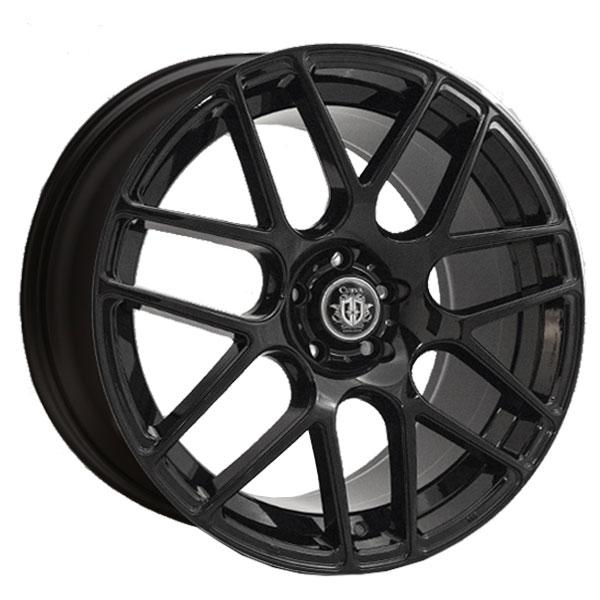 Curva Concepts C7 Gloss Black