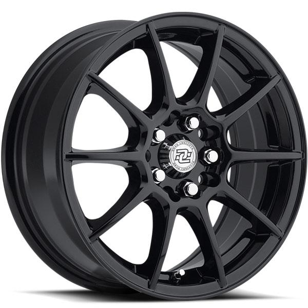 Drag Concepts R22 Gloss Black