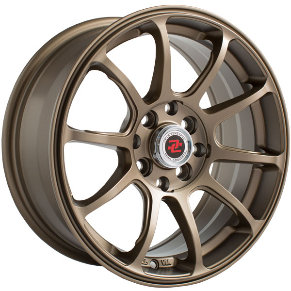 Drag Concepts R26 Satin Bronze