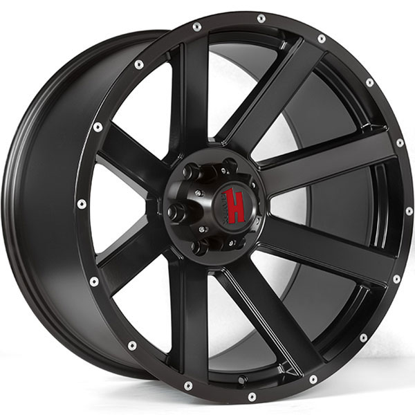 Havok Off-Road H107 Matte Black