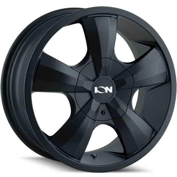 Ion Alloy 103 Satin Black
