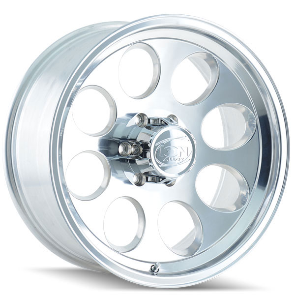 Ion Alloy 171 Polished