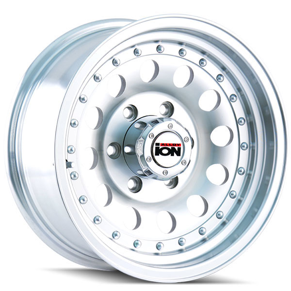 Ion Alloy 71 Silver with Machined Face and Lip