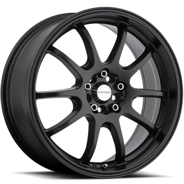 Katana KR22 Black