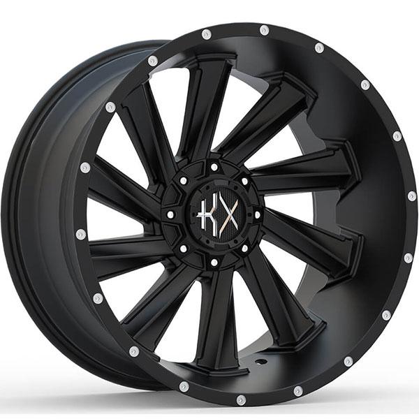 KX Offroad KX15 Matte Black