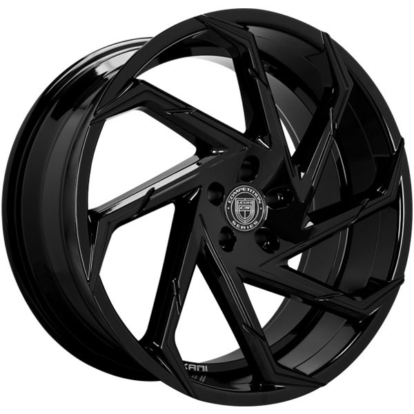 Lexani Cyclone Gloss Black