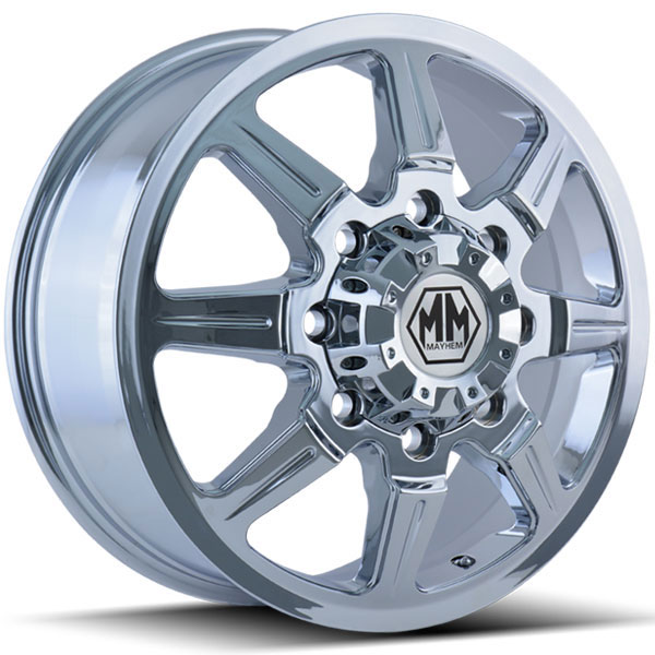 Mayhem Monstir Dually Chrome Front