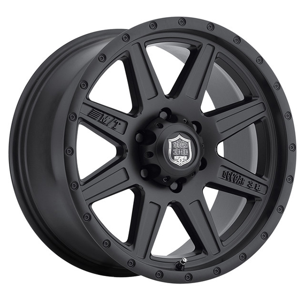 Mickey Thompson Deegan 38 Pro 2 Matte Black