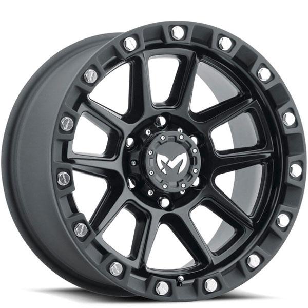 MKW M205 Satin Black