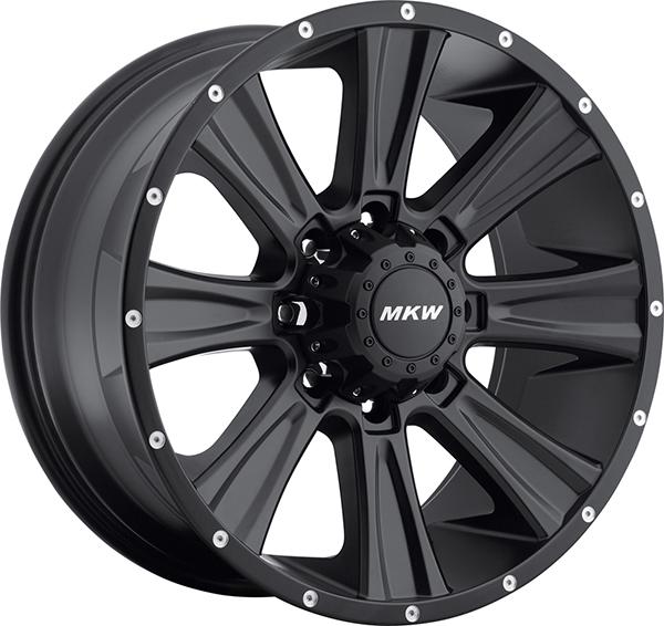 MKW M87 Black