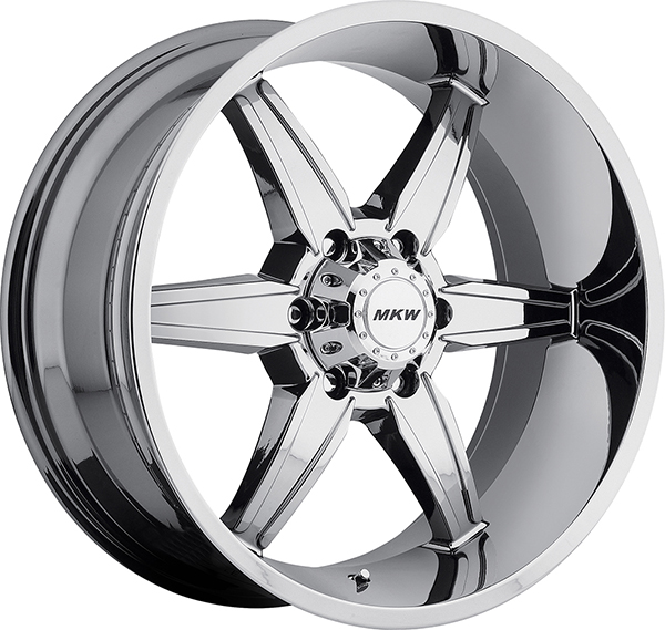 MKW M89 Chrome