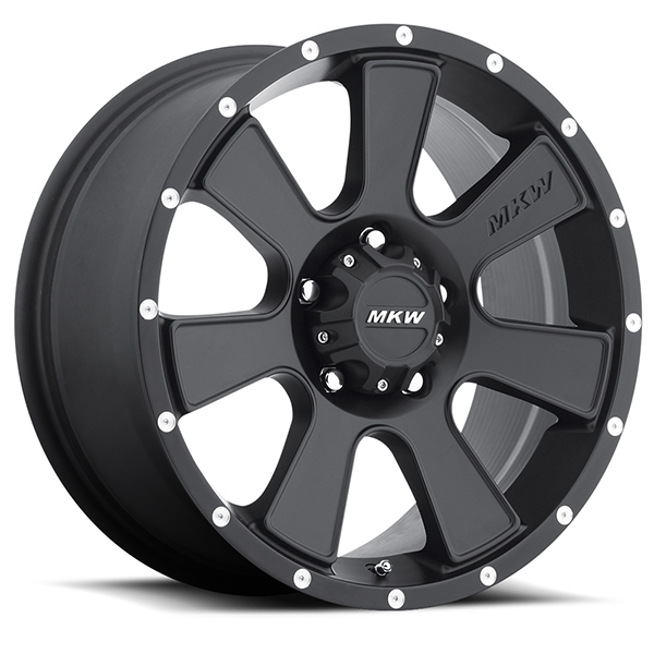 MKW M90 Satin Black
