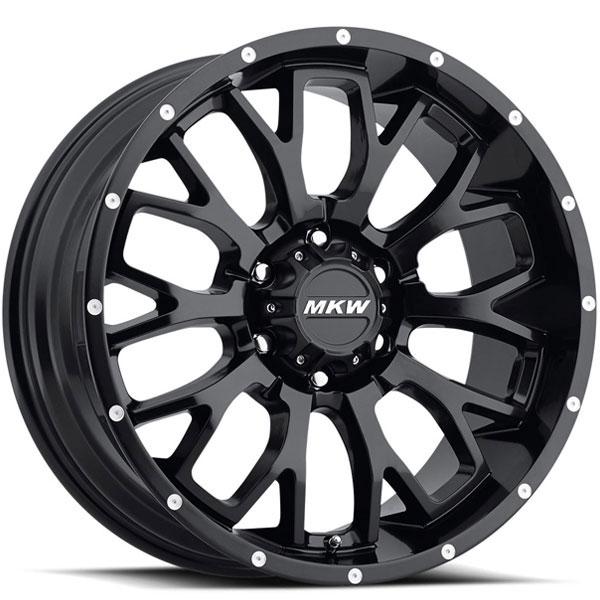 MKW M95 Satin Black