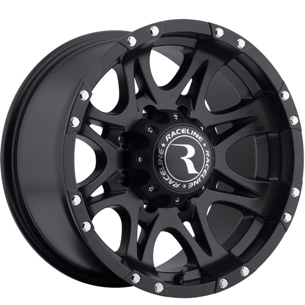 Raceline 981 Raptor Black