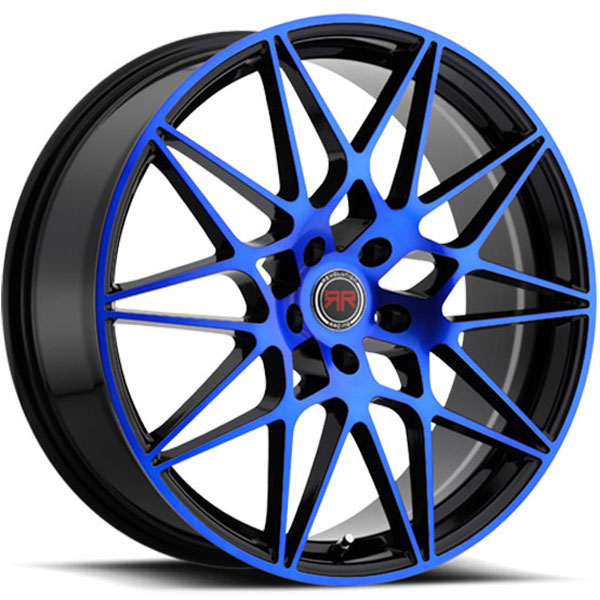 Revolution Racing R11 Black with Blue Face
