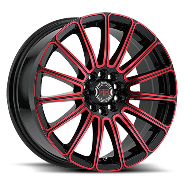 Revolution Racing R2 Red