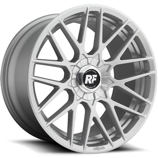 Rotiform RSE Silver