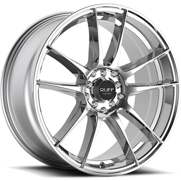 Ruff Racing R364 Chrome