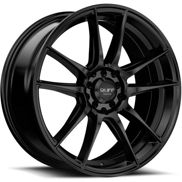 Ruff Racing R364 Satin Black