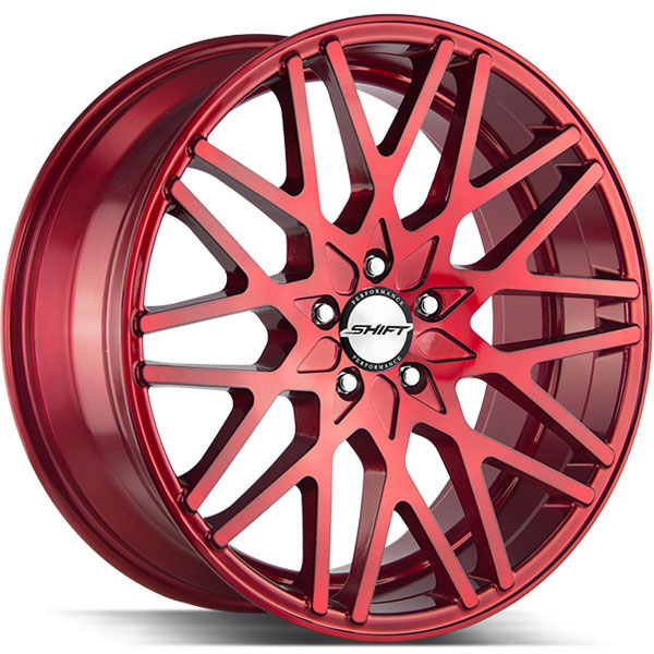 Shift Formula Candy Apple Red