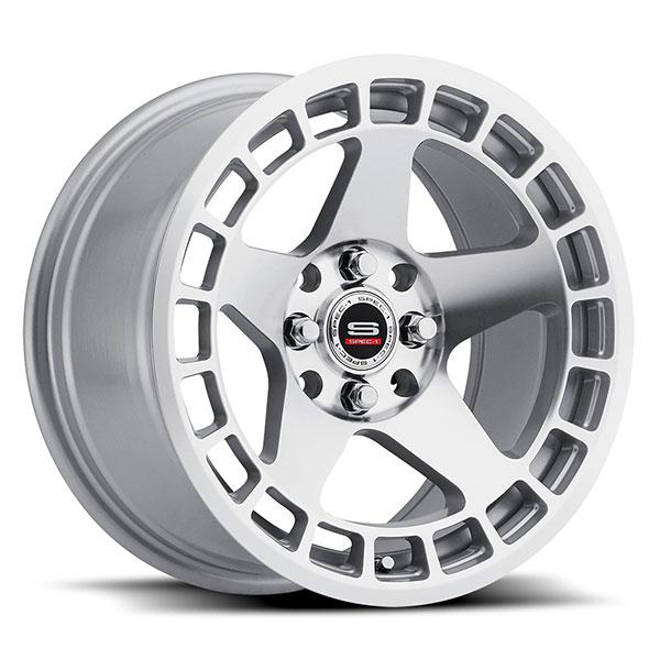 Spec-1 SPT-901 Silver Machined