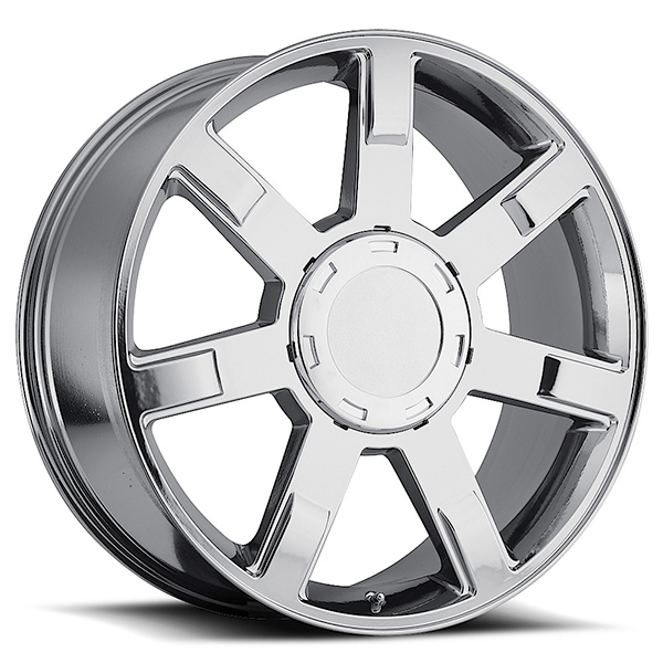 Sport Concepts 858 Phantom Chrome