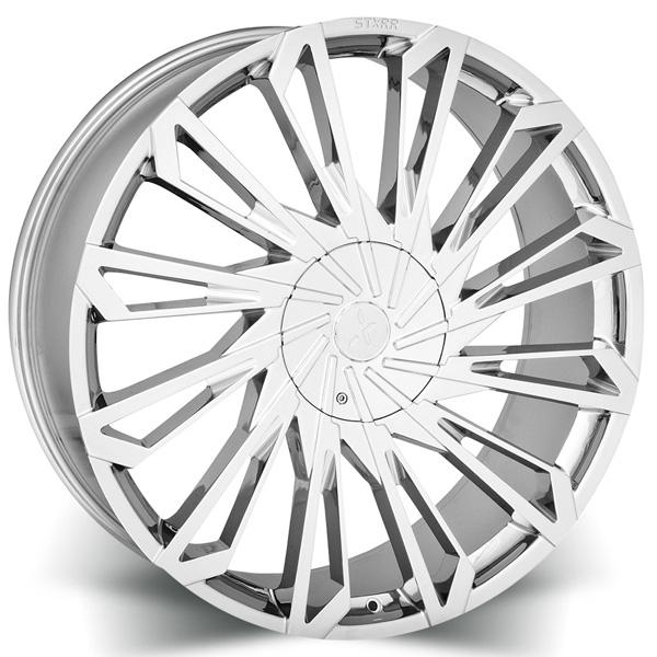Starr 469 SKS Chrome