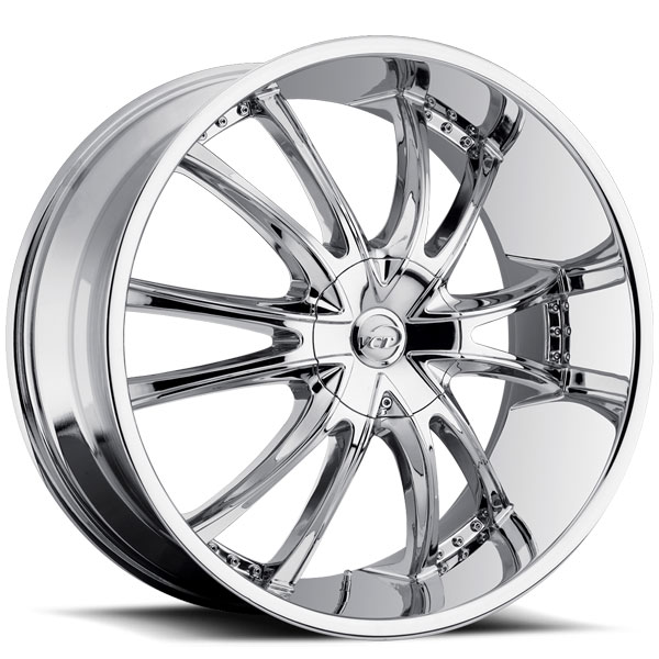 VCT Bossini Chrome