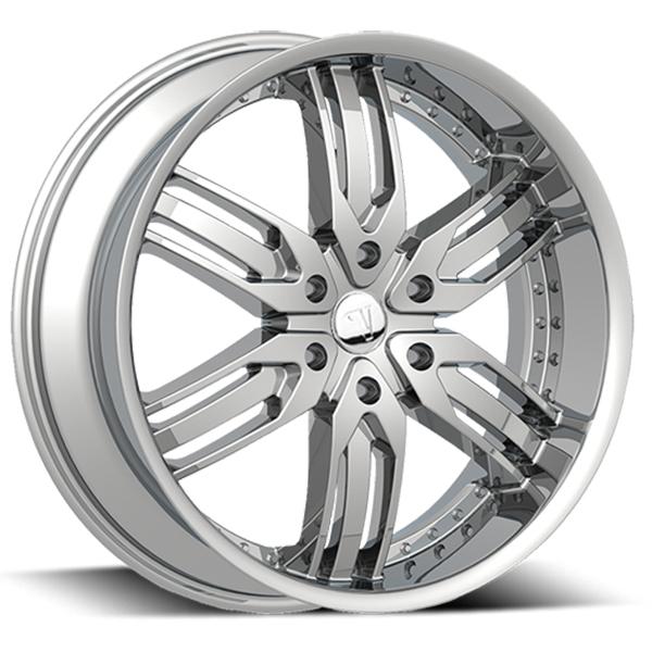 Velocity VW 125B Chrome