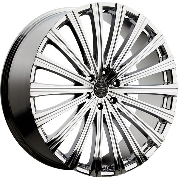 Versante 230 Chrome 6 Lug