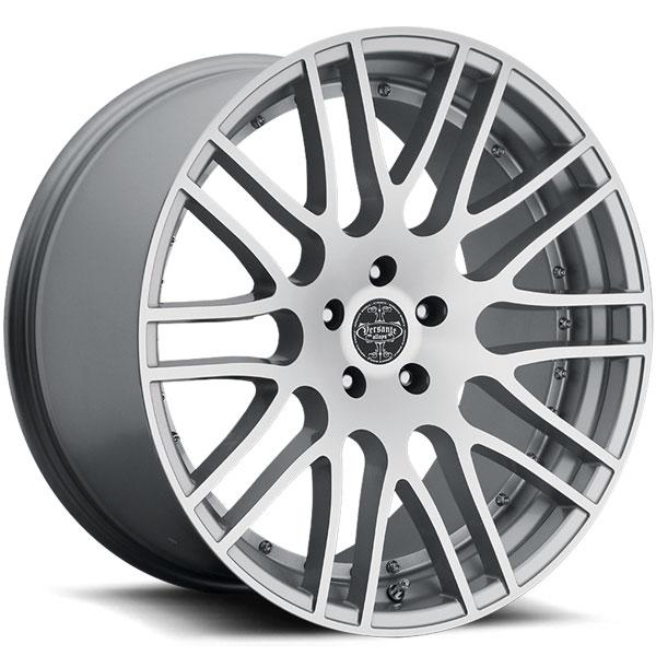 Versante 239 Silver Machined
