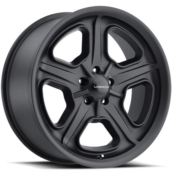 Vision 147 Daytona Satin Black