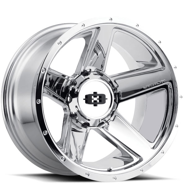 Vision 390 Empire Chrome