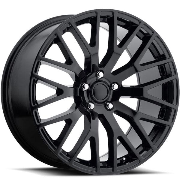 Voxx Replica Mustang Performance Gloss Black